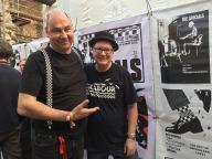 Mit John Sims auf dem Freedom Sounds Festival in Köln 2018