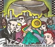 Ska im Pott - 25.5.13 Turbinenhalle Oberhausen