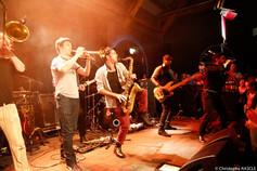 Babylon Circus am 16.2.2014 live in München