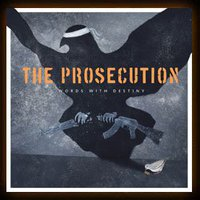 CD: Prosecution - Words With Destiny (2014)