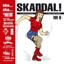 Ska, Ska, Skandal - Sampler - Pork Pie 2015
