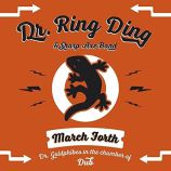 Dr. Ring Ding & Sharp Axe Band, Gwaan/March Forth, Ring Of Fire Records