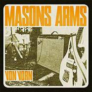 Masons Arms, Von Vorn, Pork Pie CD/LP 2019